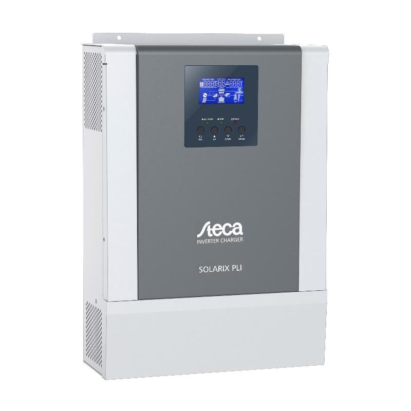 Steca Solarix PLI 2400-24 Laderegler u. Wechselrichter