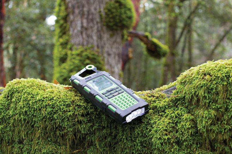 Soulra Raptor SP200 Outdoor Multifunktionsgerät