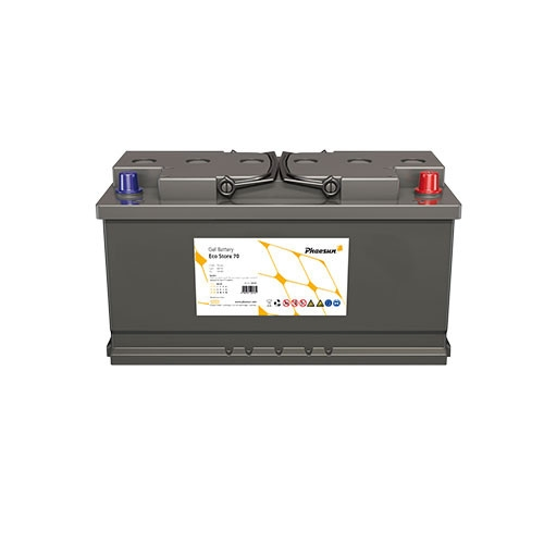 Phaesun Eco Store 140 - Gel Batterie 140 Ah