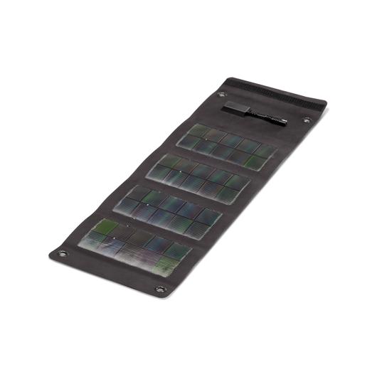 SUNLOAD Modular 5 + faltbares 6Wp CIGS Solarmodul