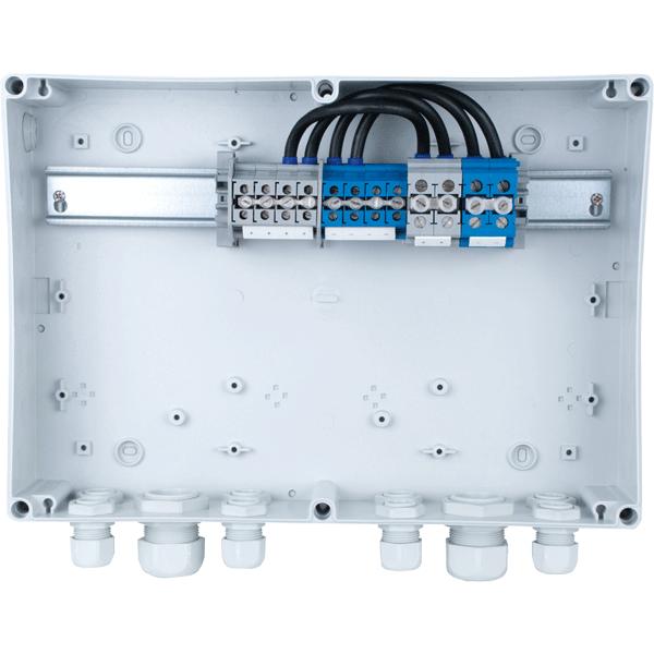Generator-Kopplungs Box GCP für 4 GCB/GJB Anschlusskästen