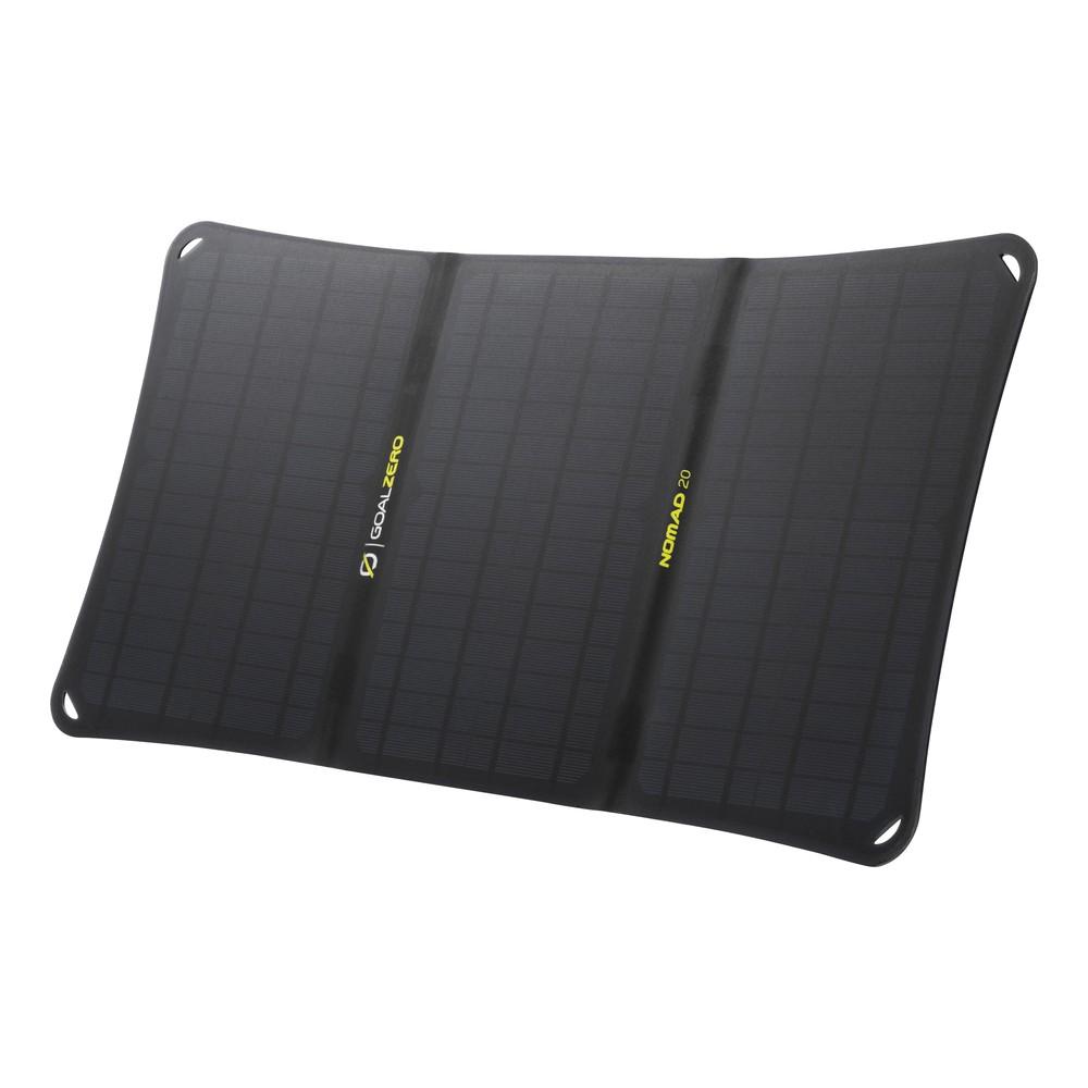 Nomad 20 - faltbares Solarmodul