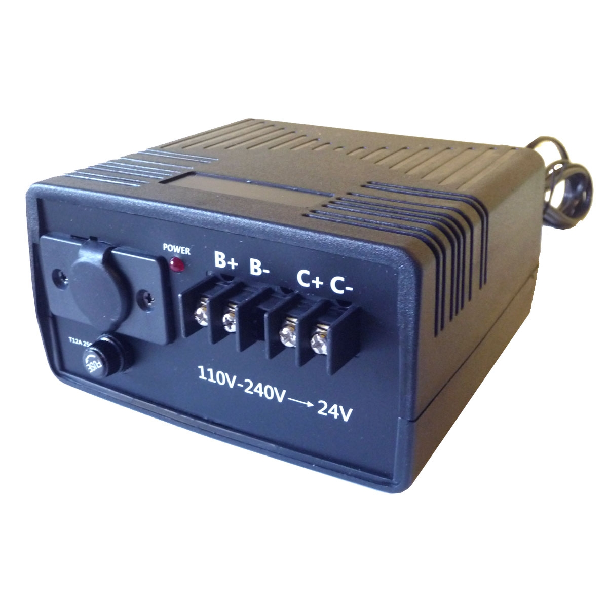 230V zu 24V DC Konverter für Engel Kühlbox 60 und 80L