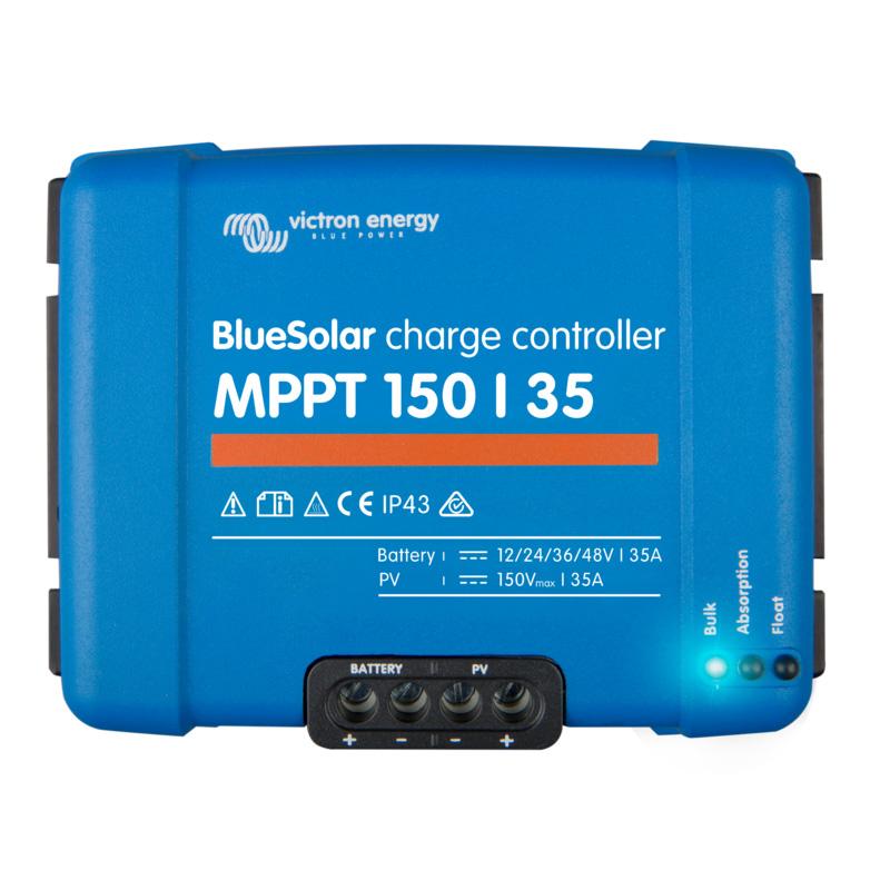 BlueSolar MPPT 150/35 Laderegler