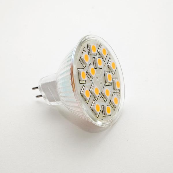 Green Power LED SMD-Spot GU5,3 2,6W 120°, EEK: A+