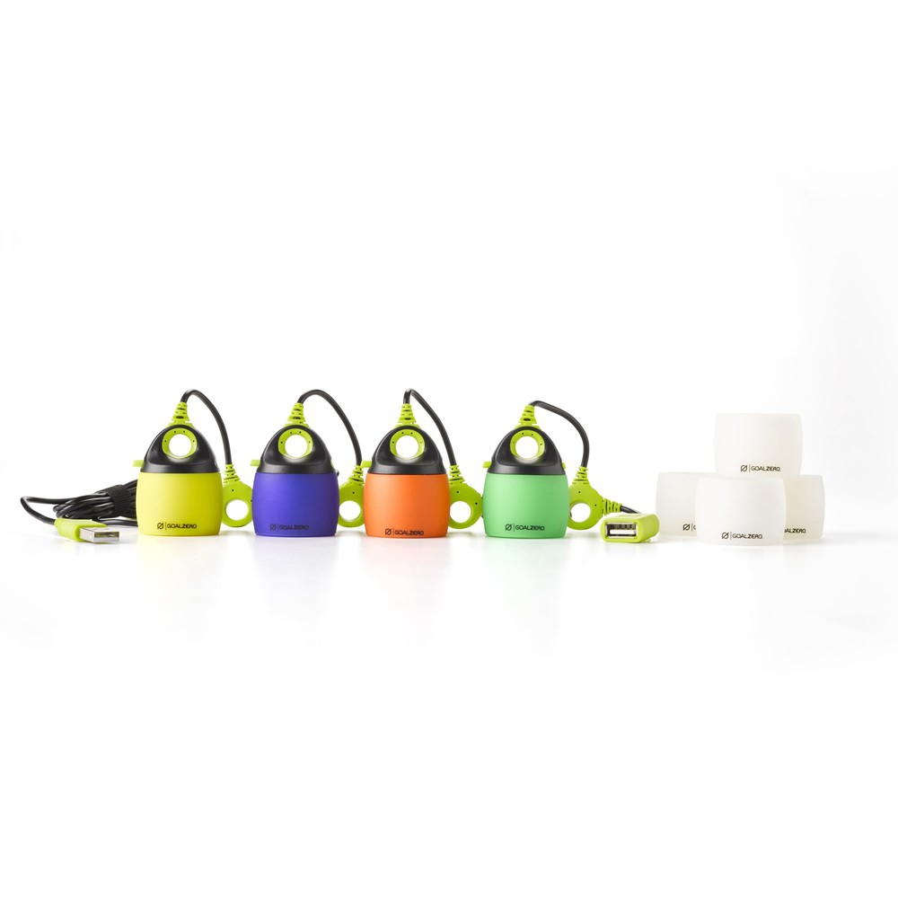 Light-a-Life Mini Quad LED Leuchten-Set