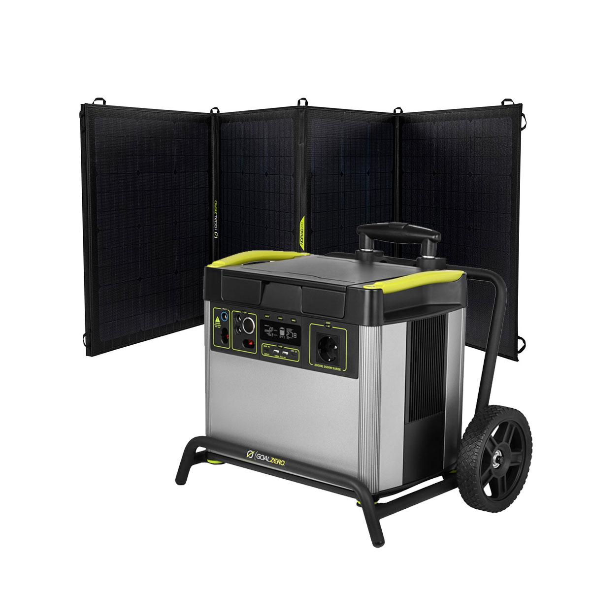 Yeti 3000X Kit mit Nomad 200