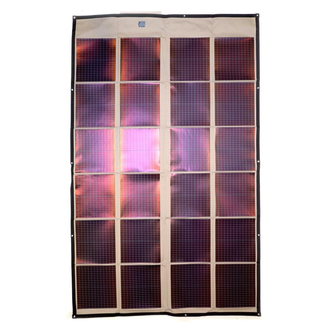 PowerFilm F16-7200 - faltbares Solarmodul 120Wp, 15V