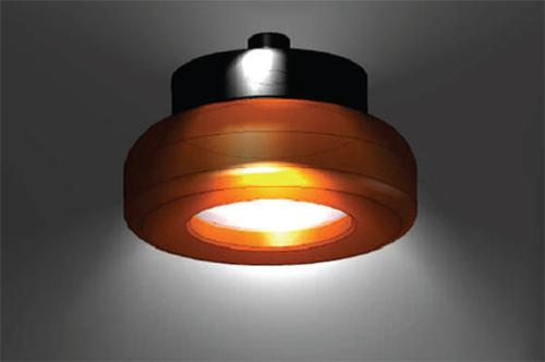 LED Lampe 3,6W mit 130 Grad Leuchtkegel