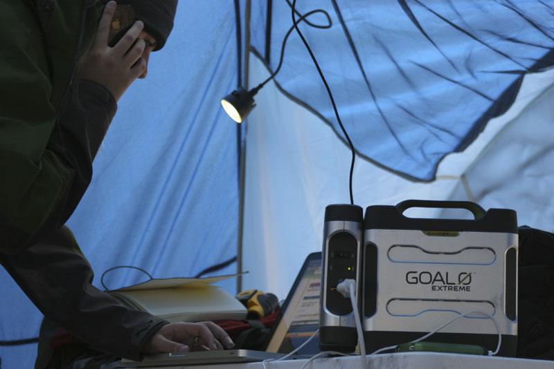 Extreme 350 Base Camp Kit