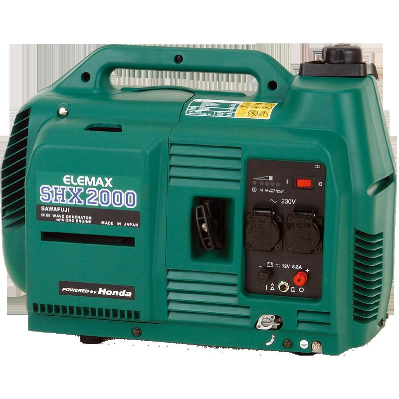Elemax SHX2000 Generator