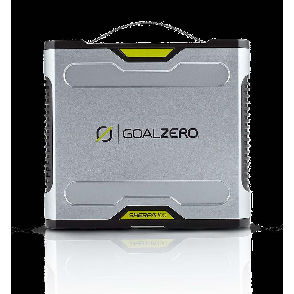 Sherpa 100 Solar Kit mit Nomad 20 Solarmodul