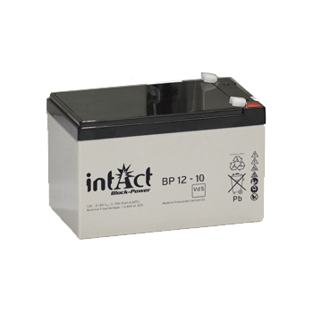 Intact Block-Power BP 12V 12Ah