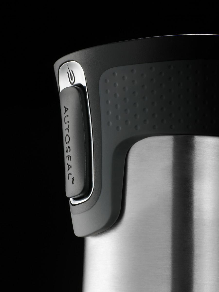 Contigo Westloop Autoseal Thermo-Trinkflasche Stainless-Steel
