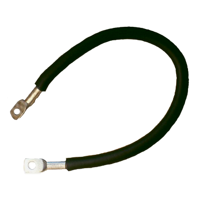 Batterieverbinder 25 mm², 0,4 m, M8