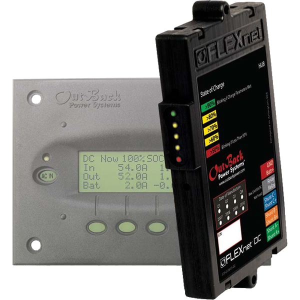 Outback Power FLEXnet DC System Monitor