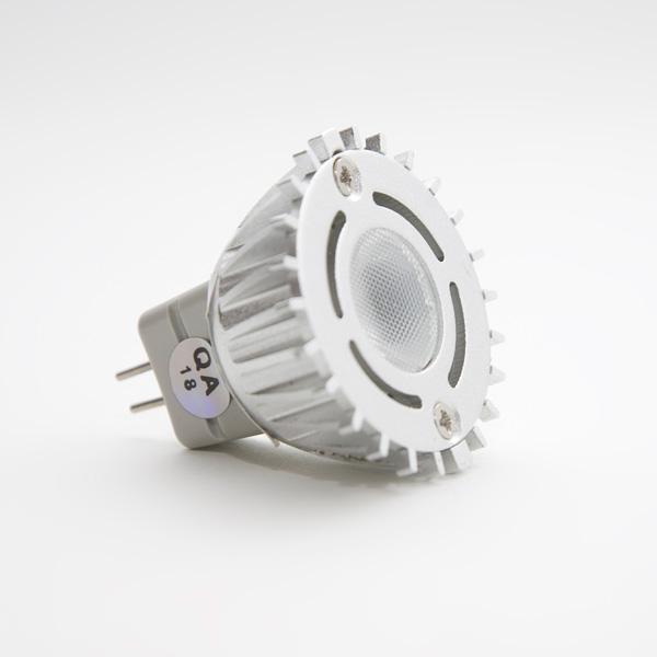 Green Power LED-Spot Nichia GU4 2,5W 25°, EEK: A+