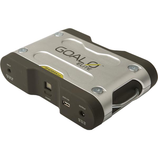 GoalZero Elite Sherpa 120 Universal Akku mit USB und 12V DC