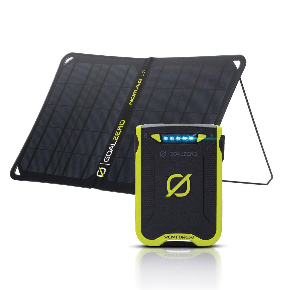 Venture 30 Solar Recharging Kit mit Nomad 10