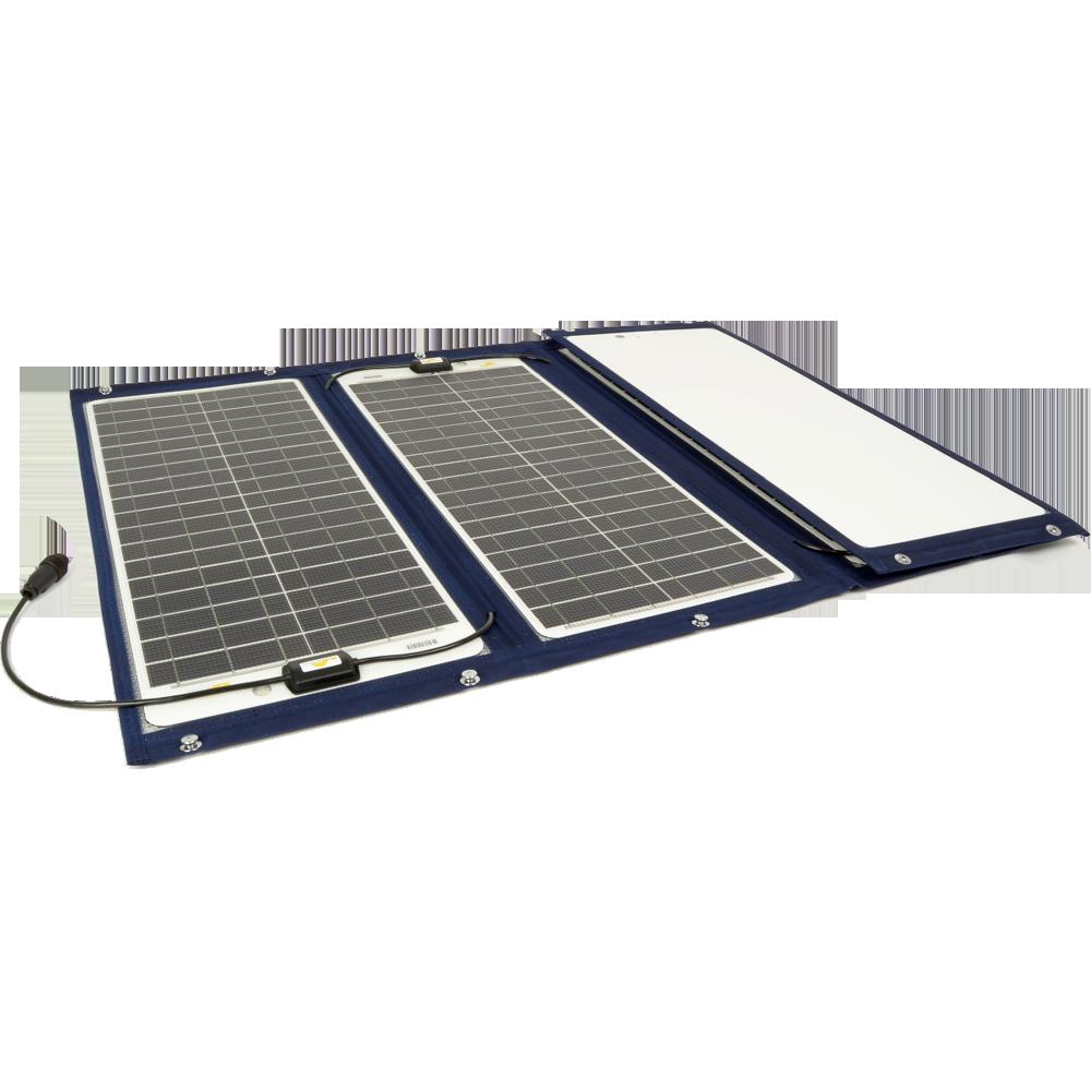 Sunware TX-42039 Solarmodul mit Textilrahmen 152Wp