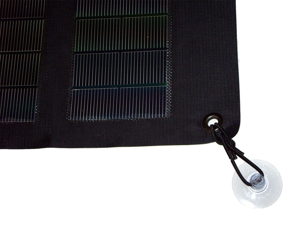Saugnapf-Befestigungsset faltbare Solarmodule