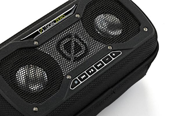 Rock Out V2 aktive Stereolautsprecher schwarz
