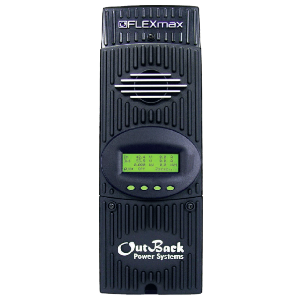 Outback Power FLEXmax FM 80 MPPT Laderegler
