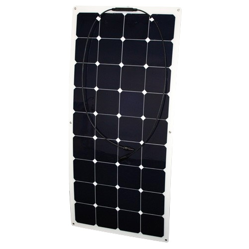 Semi Flex 120 - semiflexibles Solarmodul 120Wp