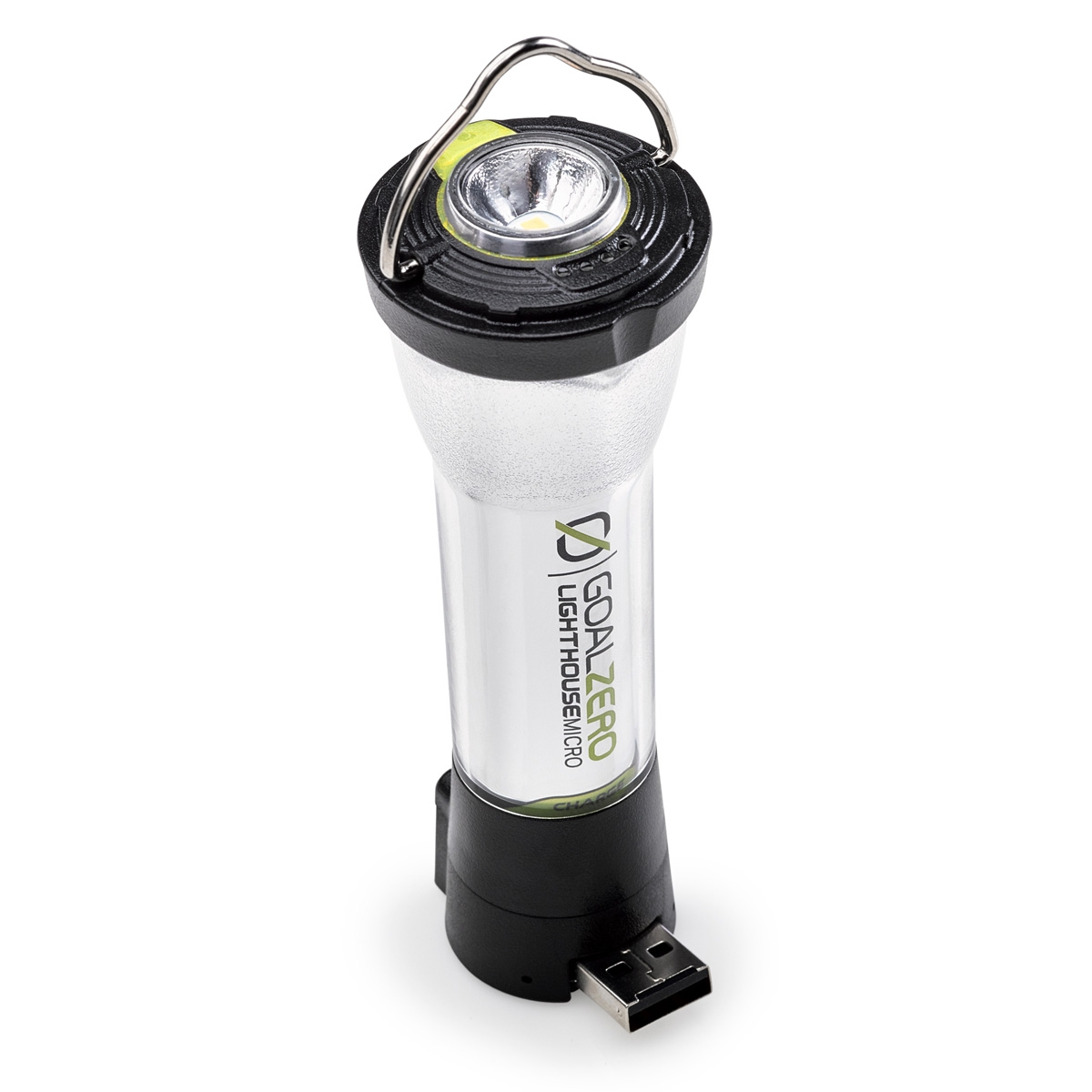 Lighthouse Micro Charge - LED Laterne mit USB Ladeausgang