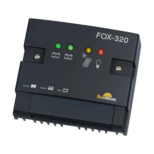FOX-320 Solarladeregler