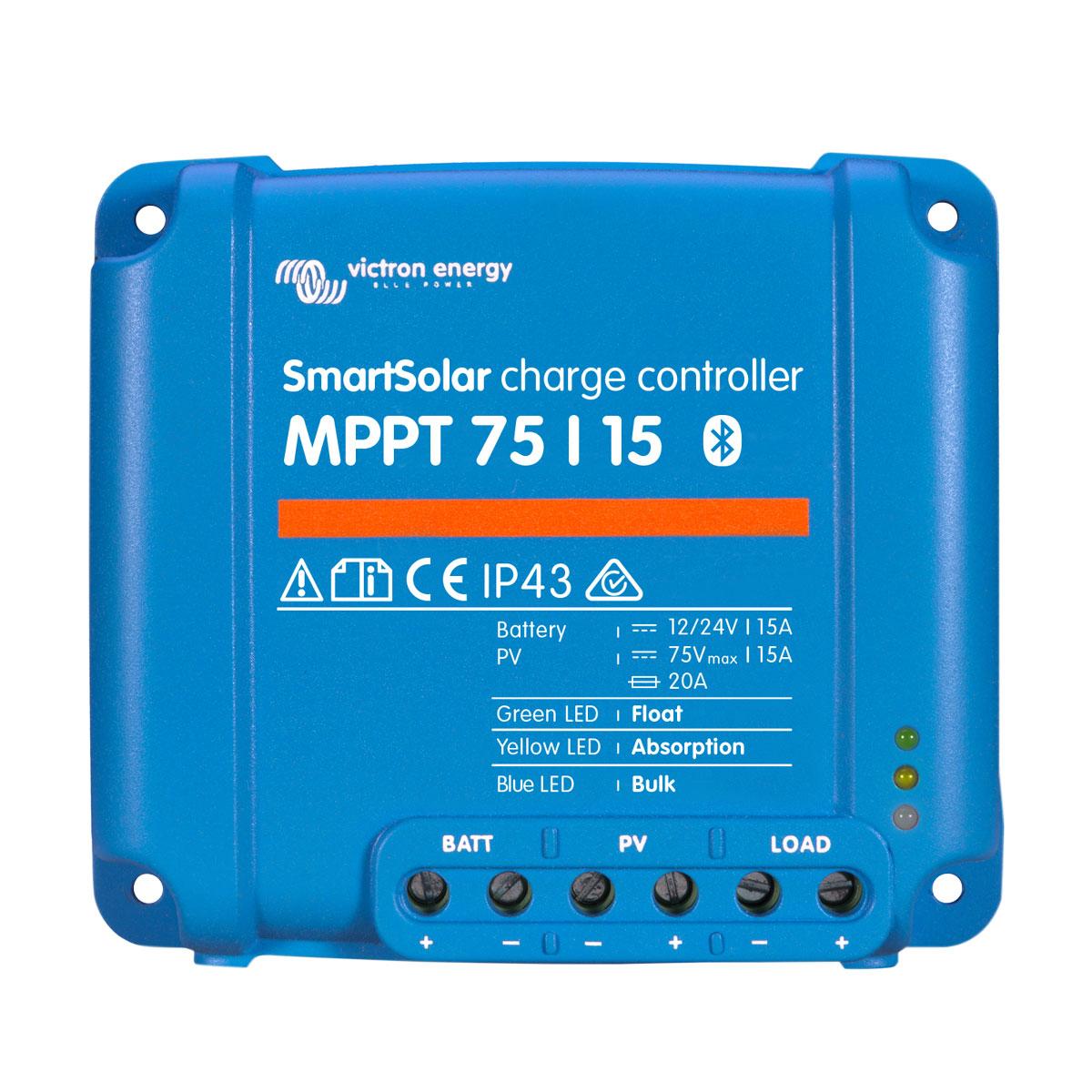 SmartSolar MPPT 75/15 Laderegler