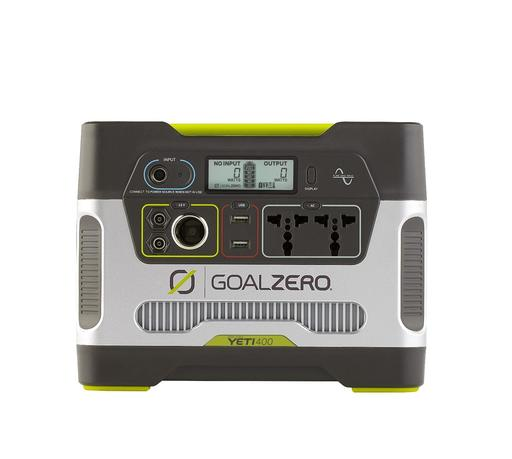 Yeti 400 Solar Kit mit Nomad 20
