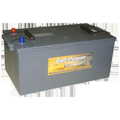 Intact Gel-Power 210 - Gel Batterie 225Ah