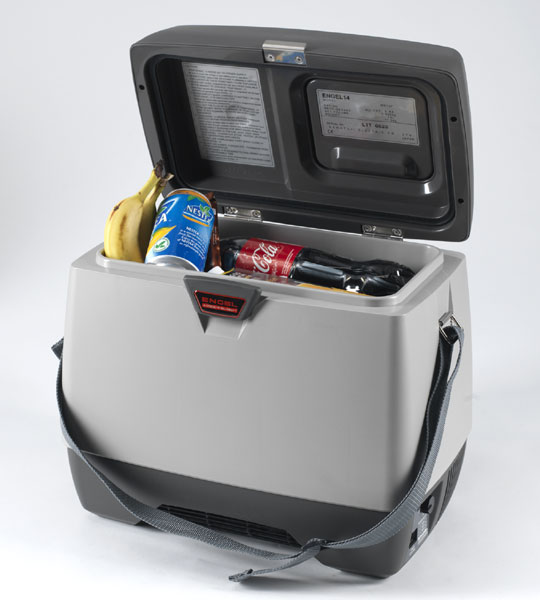 Engel Kompressor-Kühlbox MD-14F - Little Engel, EEK: A+