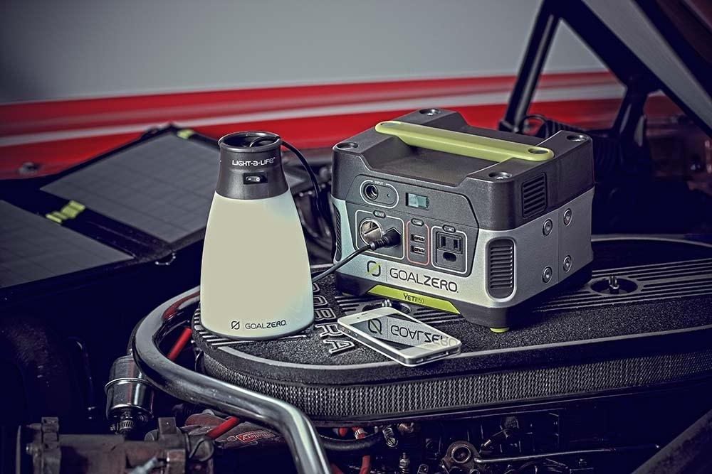 Yeti 150 Solar Generator V2