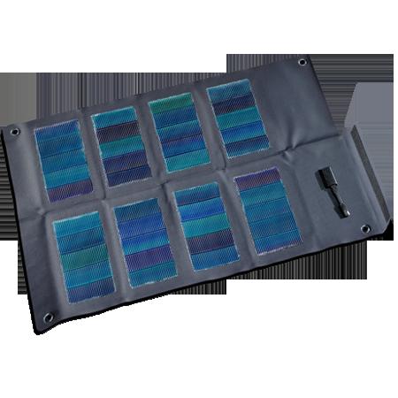 Aurora Pro 12 faltbares Solarmodul 12Wp