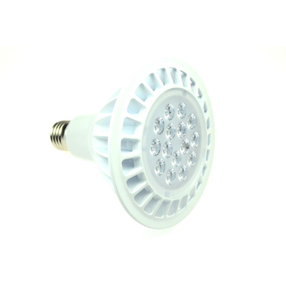 LED Pflanzenlampe E27, 14W, PAR38 Rot Blau, EEK: -