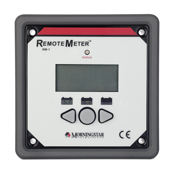 Morningstar Remote Meter RM-1