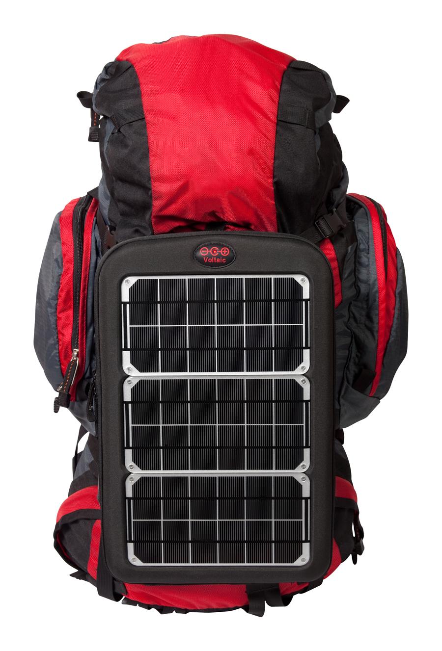 Voltaic Fuse 10W Laptop Solarladegerät