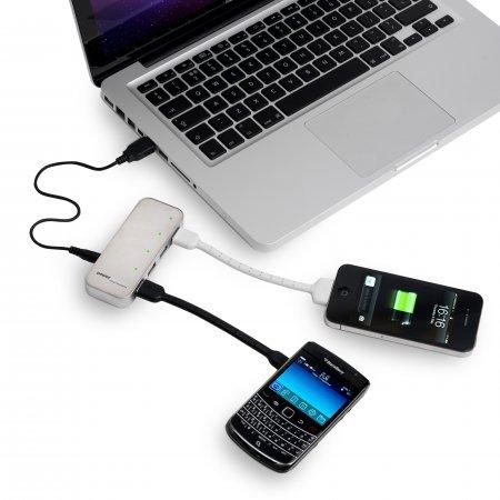 Spidermonkey 4-fach USB HUB