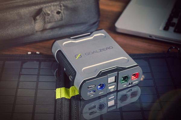 Sherpa 50 Solar Recharging Kit ohne Inverter