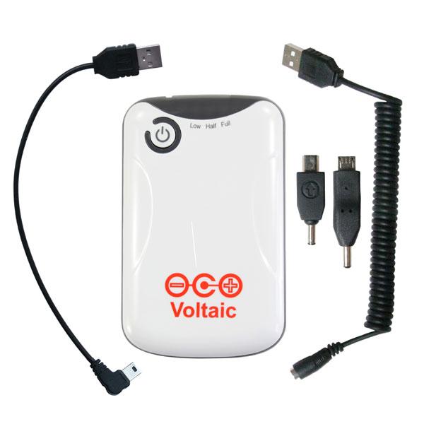 Voltaic Fuse 6W Solarladegerät