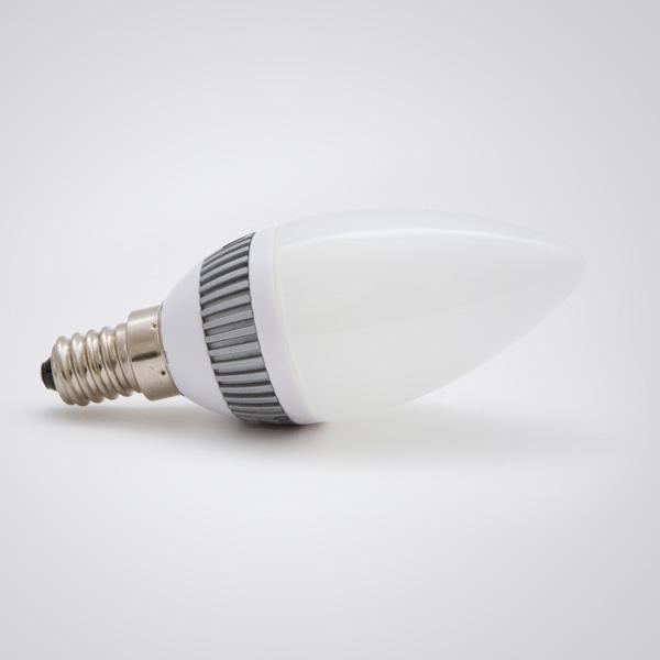 Green Power LED SMD-Kerze E14 1,7W 120°, EEK: A+