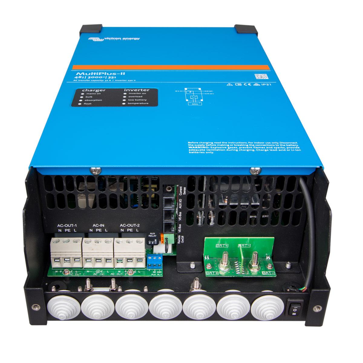 MultiPlus II 24/3000/70-32 Wechselrichter/Ladegerät