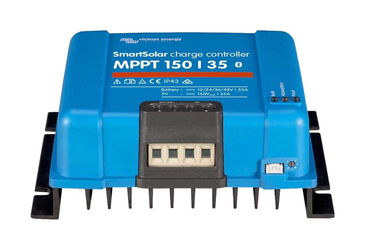 SmartSolar MPPT 150/35 Laderegler