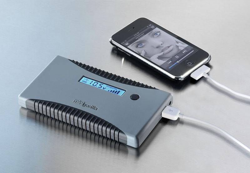 Powertraveller Minigorilla Netbook Ladegerät