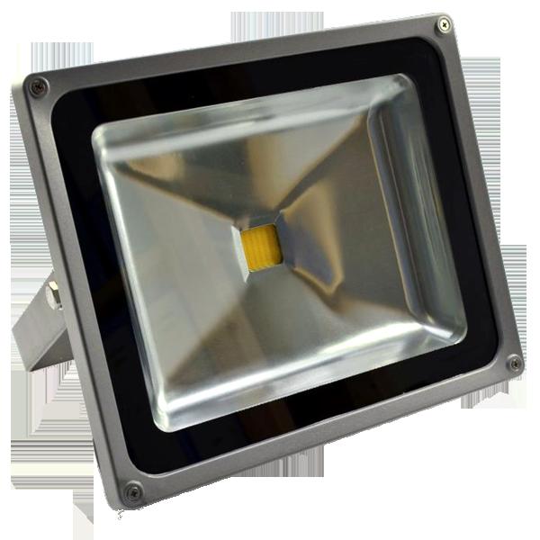 Green Power Multichip LED Flutlichtstrahler 50W, EEK: A