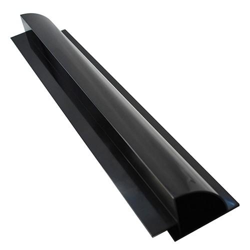 Aluminium Modul-Spoiler Set 68cm, schwarz