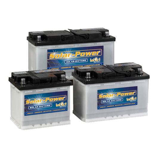 Intact Solar-Power Batterie 12V 110Ah