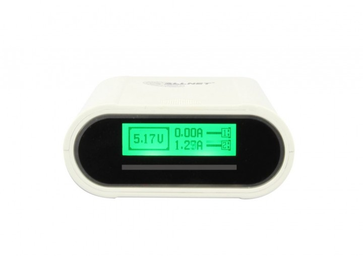 Allnet ALL-PB103 USB Powerbank mit austauschbaren Akkus